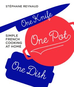 One Knife, One Pot, One Dish La couverture du livre martien