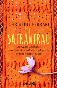 Die Safranfrau Buch-Cover