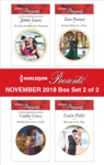 Harlequin Presents November 2018 - Box Set 2 Of 2