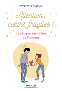 Attention, coeur fragile ! La couverture du livre martien