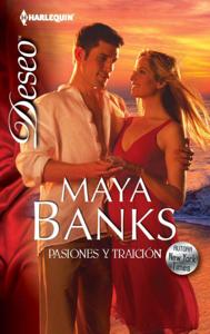 Pasiones y traición Book Cover