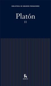 Platón II Book Cover