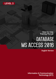 Database MS Access 2016 Level 2 book