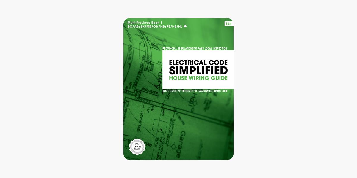 Admirable Electrical Code Simplified House Wiring Guide 24Th Code Edition Wiring Cloud Hisredienstapotheekhoekschewaardnl
