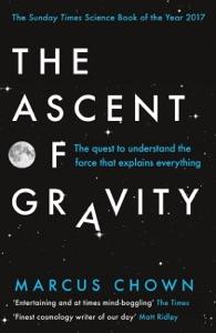The Ascent of Gravity di Marcus Chown Copertina del libro