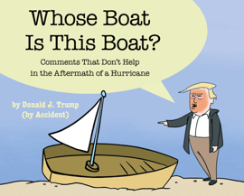 Whose Boat Is This Boat? book