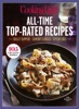 COOKING LIGHT All-Time Top Rated Recipes