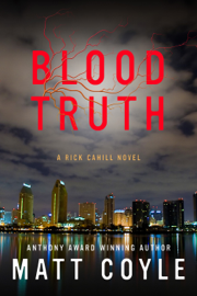 Blood Truth book