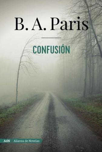 B A Paris & Pilar de la Peña Minguell - Confusión (AdN)