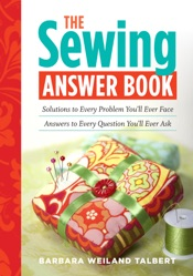 Download and Read Online The Sewing Answer Book