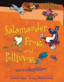 Salamander Frog And Polliwog