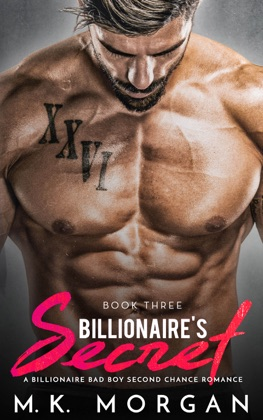 Billionaire's Secret - Book Three