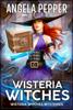 Angela Pepper - Wisteria Witches kunstwerk