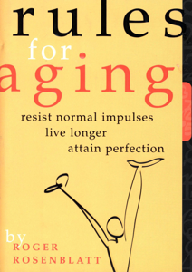 Rules for Aging Book Cover