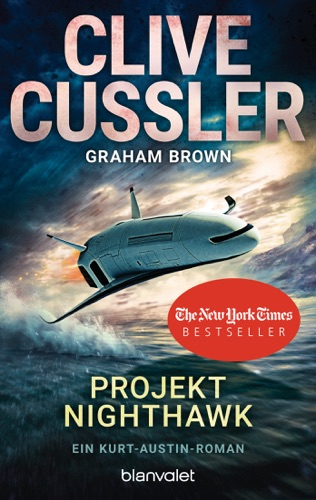 Clive Cussler & Graham Brown - Projekt Nighthawk