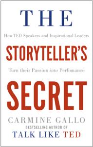 The Storyteller's Secret Book Cover
