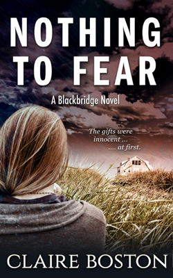 Claire Boston - Nothing to Fear book