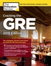 Cracking The GRE With 4 Practice Tests 2019 Edition