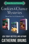Cookies  Chance Mysteries Boxed Set Vol II Books 4-6