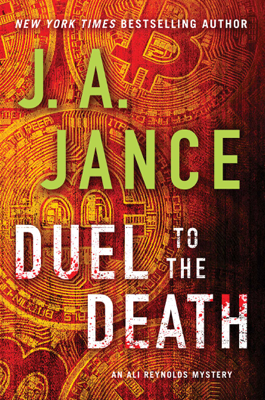 Duel to the Death - J. A. Jance book