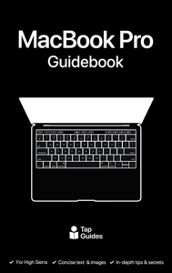 MacBook Pro Guidebook Libro Cover