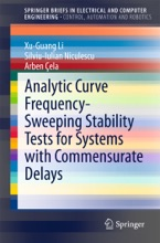 Analytic Curve Frequency-Sweeping Stability Tests for Systems with Commensurate Delays