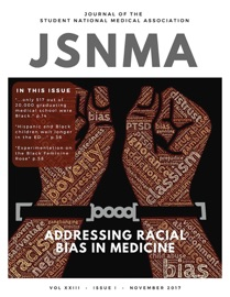 JSNMA Fall 2017 Addressing Racial Bias in Medicine - SNMA Publications