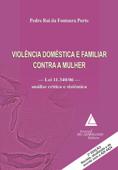 Violência doméstica e familiar contra a mulher Book Cover