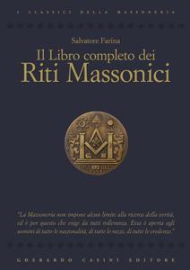 Il libro completo dei riti massonici Libro Cover