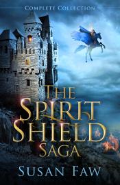 The Spirit Shield Saga Boxset book