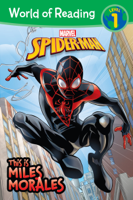 Marvel Press Book Group - World of Reading: This is Miles Morales artwork