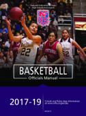 2018-19 Basketball Officials Manual