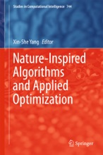 Nature-Inspired Algorithms And Applied Optimization