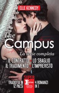 The Campus. La serie completa Book Cover