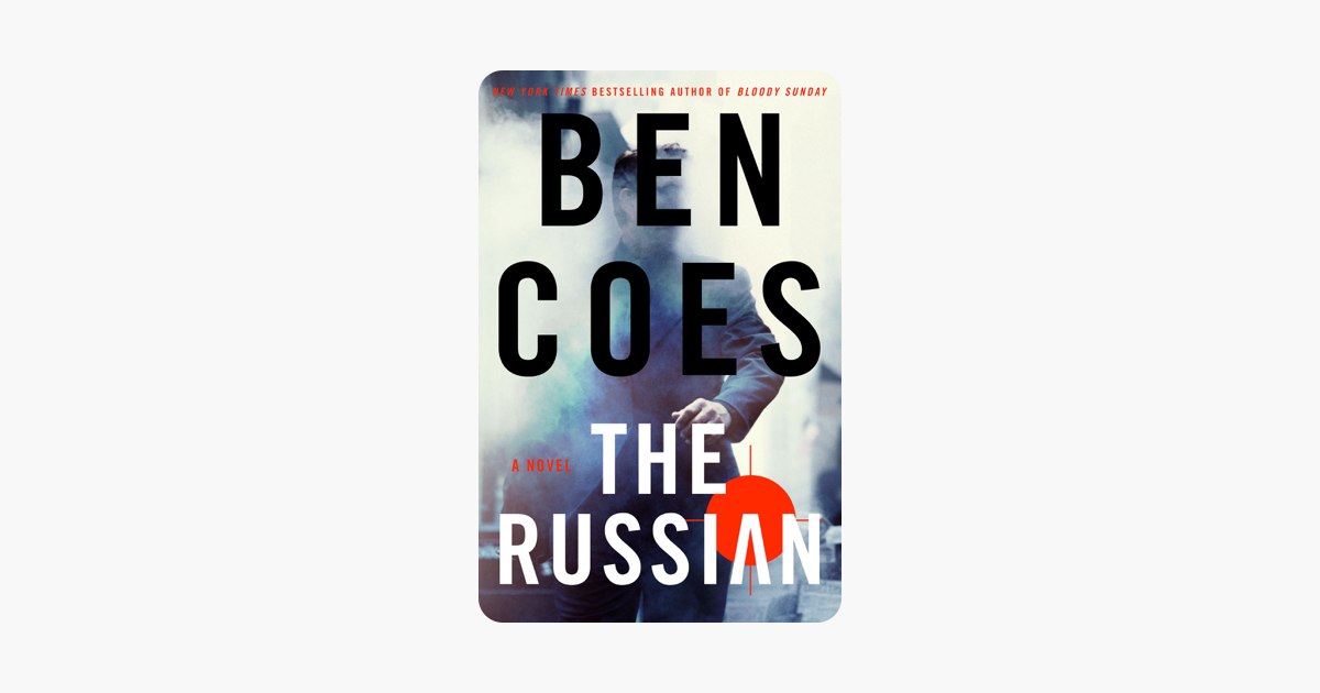 The Russian - Ben Coes