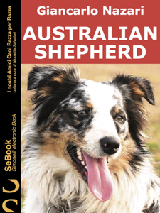 Australian Shepherd - 31. Libro Cover