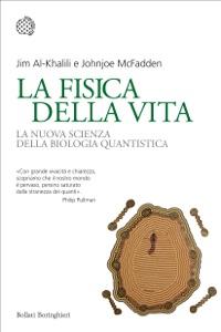 La fisica della vita Book Cover