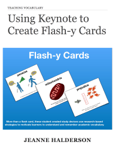 Teaching Vocabulary: Using Keynote to Create Flash-y Cards