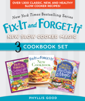 Phyllis Good - Fix-It and Forget-It New Slow Cooker Magic Box Set artwork