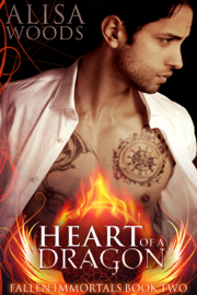 Heart of a Dragon (Fallen Immortals 2) book