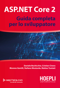 ASP.NET Core 2 Libro Cover