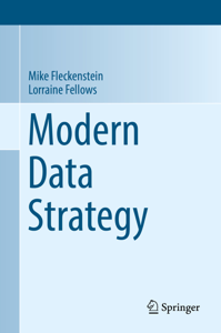 Modern Data Strategy La couverture du livre martien