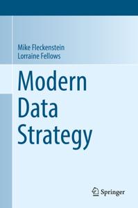 Modern Data Strategy La couverture du livre martien