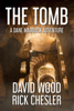 David Wood & Rick Chesler - The Tomb- A Dane Maddock Adventure kunstwerk