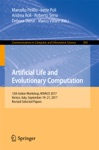Artificial Life And Evolutionary Computation