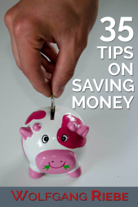 35 Tips on Saving Money Book Review