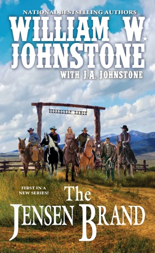 William W. Johnstone & J.A. Johnstone - The Jensen Brand