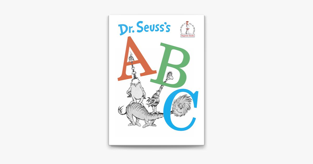 Dr. Seuss's ABC - Dr. Seuss