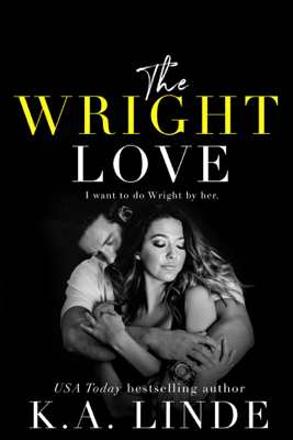 The Wright Love - K.A. Linde book