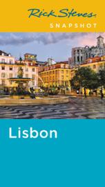 Rick Steves Snapshot Lisbon book